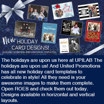 New Holiday Designs