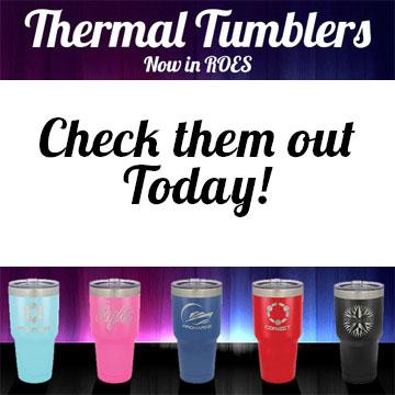Thermal Tumblers